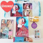 Enter for a chance to win a signed copy of The Duke Identity, Game of Dukes bag, Game of Dukes playing cards, Game of Dukes notebook, bookmark, compact, and Godiva chocolates from Grace Callaway! (08/31/2019) {US}