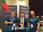World WiFi in China at 4th Annual Blockchain Finance & Fin-tech China 2018!