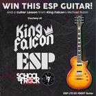 Win an ESP LTD EC-1000T Guitar + Lessons (07/01/2020) {WW}