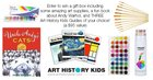 Back to Homeschool Giveaway — Art History Kids {us} (9/4/17)