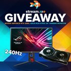 "NVIDIA GeForce RTX 2060, & ASUS ROG Strix 24"" 240Hz Gaming Monitor Giveaway (01/31/2019) {??}"