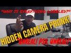 Hidden Camera Label Maker Prank!