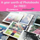 3 winners! Win 1 bound photobook a month for a year (06/17/2017) {??}
