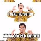 """ Crypto Expert !"""
