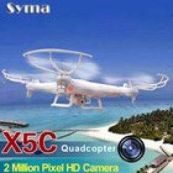 Syma X5C Quadcopter Drone- 1 Courtesy of GearBest.com!