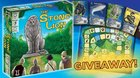 3 winners! Win the board game The Stone Lion (06/04/2018) {??}