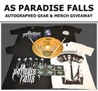 Win As Paradise Falls Autographed Gear & Merch {US} (7/31/2017)