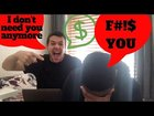 """I'm rich now so I don't need you"" Prank on Bestfriend"