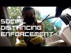 social distancing enforcement
