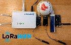 ESP32 running MicroPython sends data over LoraWAN / Tutorial
