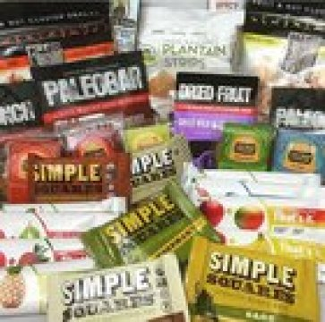 Win the first ever Paleo Krate giveaway full of paleo snacks! (8/31/15)