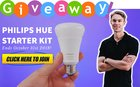 Enter to win a Philips Hue Smart Light Starter Kit (only 17 hrs. left) {??} (10/31/2018)