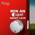Win an August Smart Lock! {WW} (8/31/2017)
