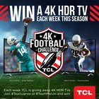 "Win a 55"" 4K TCL Roku TV Weekly Winner! (12/28/2017) {US}"