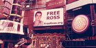 Billboard calling for Silk Road founder's release appears in Times Square
