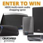 Win $2,500 towards the purchase of any Denon or Marantz HEOS gear at Crutchfield. 10/13 {US}