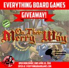 3 winners! Win the board game On Their Merry Way (04/18/2018) {WW}