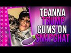 Teanna Trump Actually COMES on SNAPCHAT! (The PBP Family)