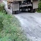 If I drive on an unstable road with a heavily loaded dump truck.