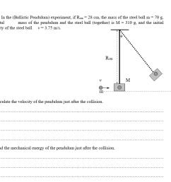 q 6 in the ballistic pendulum experiment if rcm 28 [ 1029 x 829 Pixel ]