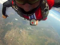 First Wingsuit Fly in Panama
