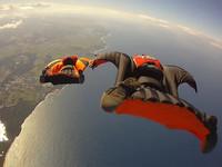 Exploring the Sky - Wingsuit Flying 2011