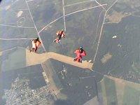 Team Ogygen - Summer Wingsuit Flocking 2010