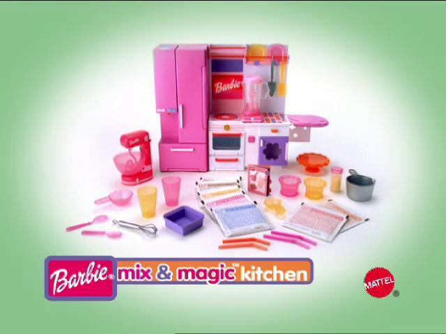 Barbie Mix Magic Kitchen Vimeo