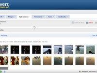 Presentación de www.Skydivers.com.ar