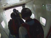 Skyvan High Speed Exit in S-Bird Wingsuit