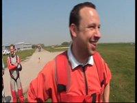 SKydive Texel 2011