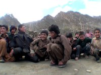 1st Wingsuit Base - Karakorum - Pakistan - Phantom 2