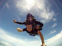 Skydive Venezuela - Tandem Carl Matthes