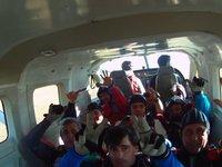 Salto del gran caravan