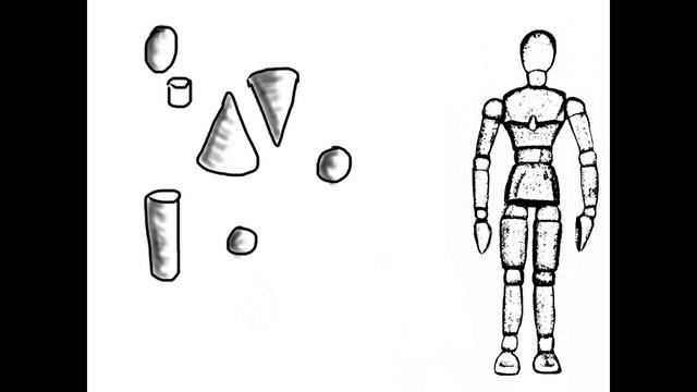 Drawing the human figure:proportion,geometry≥sture 101
