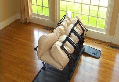 Inflatable Bed With Frame