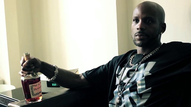 DMX is still at it