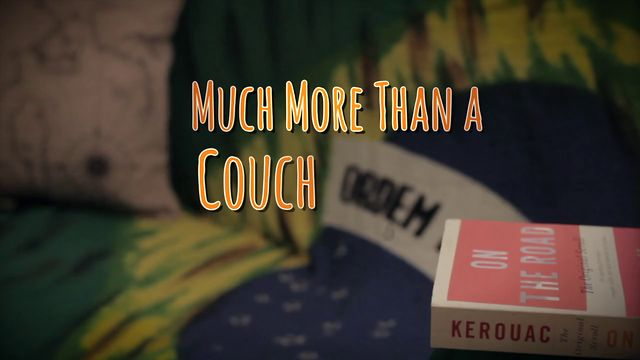 Couchsurfing Much More Than A Couch (director's Cut) On Vimeo