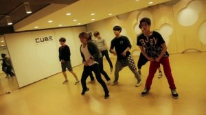 dance practice cube company which