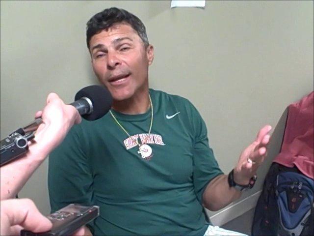 June 21 TinCaps Manager Jose Valentin