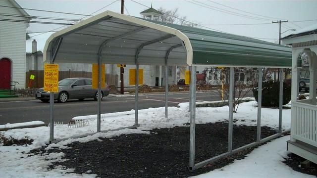 Metal Carports Steel Carport Barns On Vimeo