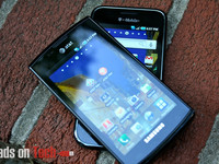 Samsung Galaxy S Vibrant and Captivate review