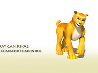 Firat Can KIRAL - 3D Character Creation Reel