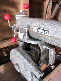 Dewalt 1251 Radial Arm Saw Manual