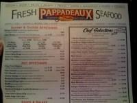Pappadeaux Seafood Kitchen Dallas Tx - The Kitchen