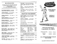 MVP Grill and Patio Menu, Menu for MVP Grill and Patio ...