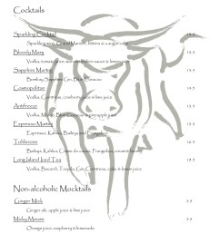 wild cattle creek estate menu [ 1240 x 1753 Pixel ]
