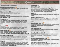 Flip's Patio Grill Menu,Men para Flip's Patio Grill ...