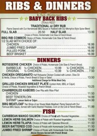 The Patio Menu, Menu for The Patio, Naperville, Chicago