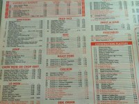 Chinese Gourmet Kitchen Menu, Menu for Chinese Gourmet ...